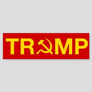 Trumpsickle Bumper Sticker