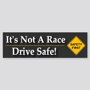 Safe Driving - Bumper Sticker