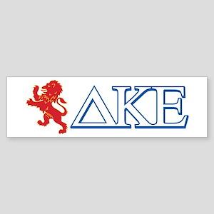 Delta Kappa Epsilon Bumper Sticker