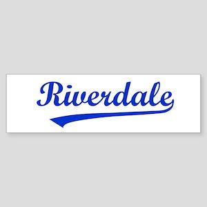 Riverdale Sticker (Bumper)