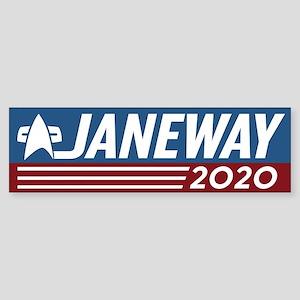 Vote Janeway 2020 Sticker (Bumper)