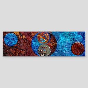 Harvest Moons Firebird & Dragon Yin Yang Bumper St