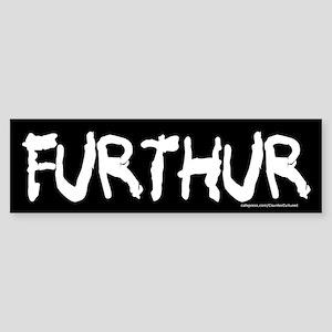 Furthur 1 Bumper Sticker