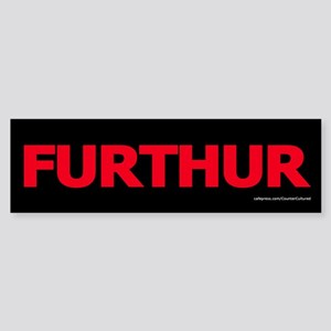 Furthur 2 Bumper Sticker