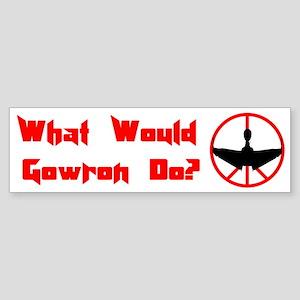 Gowron BP Bumper Sticker