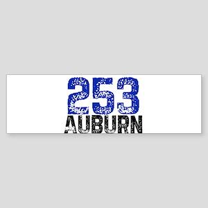 253 Bumper Sticker
