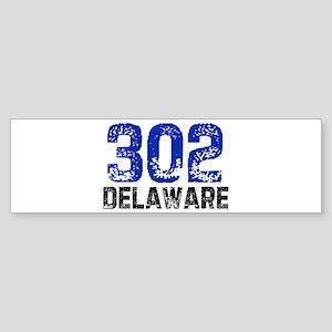 302 Bumper Sticker