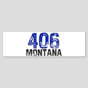 406 Bumper Sticker