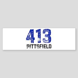 413 Bumper Sticker