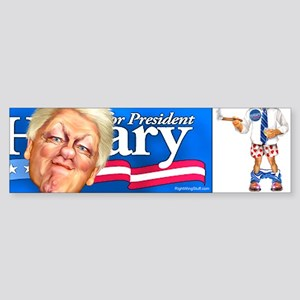 4 More Years For Bill Bumper Sticker