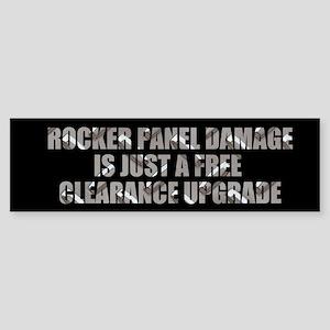 Rocker Panel Damage
