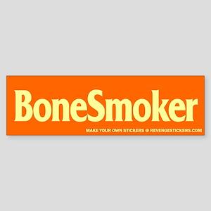 Bone Smoker - Revenge Sticker