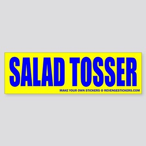 Salad Tosser - Revenge Sticker