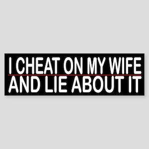 I Cheat On My Wife