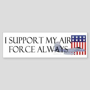 Air Force Always Bumper Sticker