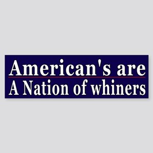 Nation Of Whiners