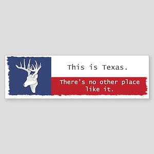 This is Texas: Deer