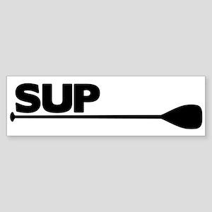 SUP Paddle Sticker (Bumper)