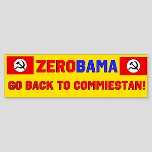 Zerobama Sticker (Bumper)