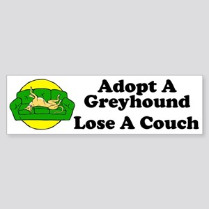 Lose a Couch (G) Sticker (Bumper)