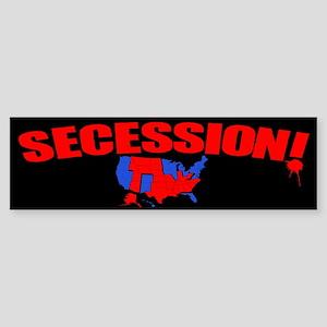 Secession! Sticker (Bumper)