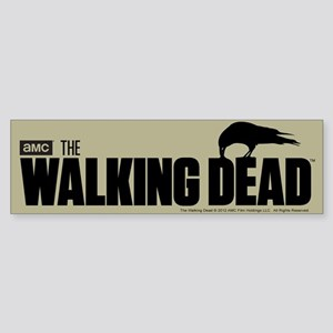 The Walking Dead Survival Sticker (Bumper)