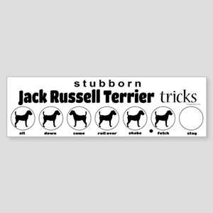 JRT Tricks Sticker (Bumper)