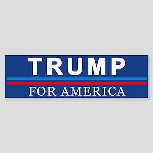 Trump For America Bumper Sticker
