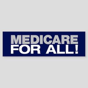 Medicare For All (bumper) Bumper Sticker