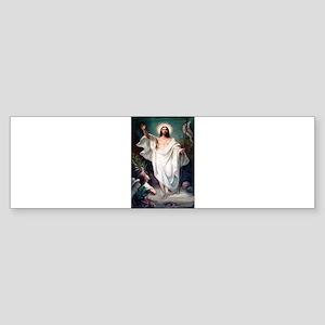 resurrection Bumper Sticker