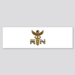 Medical RN 2 Sticker (Bumper)