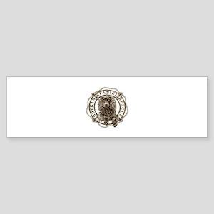 BSR Logo Bumper Sticker