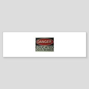 Danger! Sticker (Bumper)