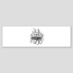 OctoShip Bumper Sticker