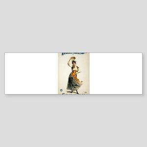 opera art Bumper Sticker