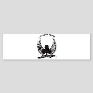 Bandit Mom's Sticker (Bumper)