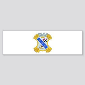 DUI - 1st Bn - 8th Infantry Regt Sticker (Bumper)
