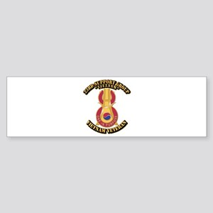 Army - 23rd Support Group Sticker (Bumper)