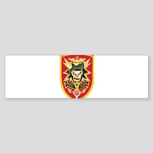 M.A.C. V. S.O.G. Bumper Sticker