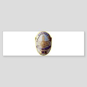 Private Security Officer Bumper Sticker