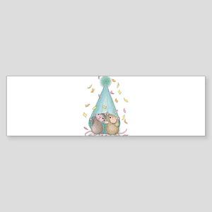 Surprise Party Bumper Sticker