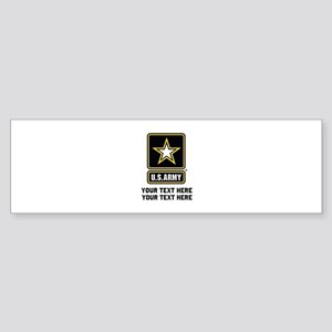 US Army Star Sticker (Bumper)