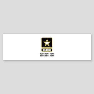 US Army Star Sticker (Bumper)