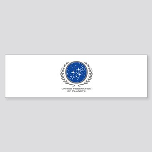 United Federation of Planets Sticker (Bumper)