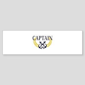 Captain Sticker (Bumper)