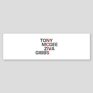 NCIS Sticker (Bumper)