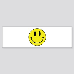 Keep Calm And Be Happy Sticker (Bumper)