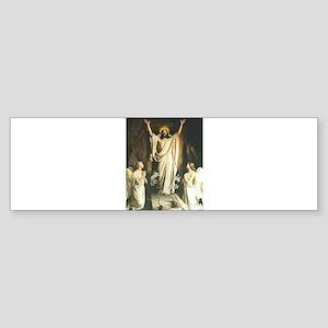 Life of Jesus Bumper Sticker
