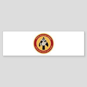 Marine Special Ops Cmd Sticker (Bumper)