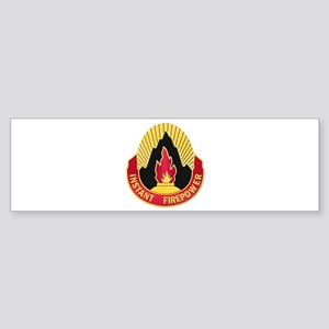 38th Support Group Sticker (Bumper)